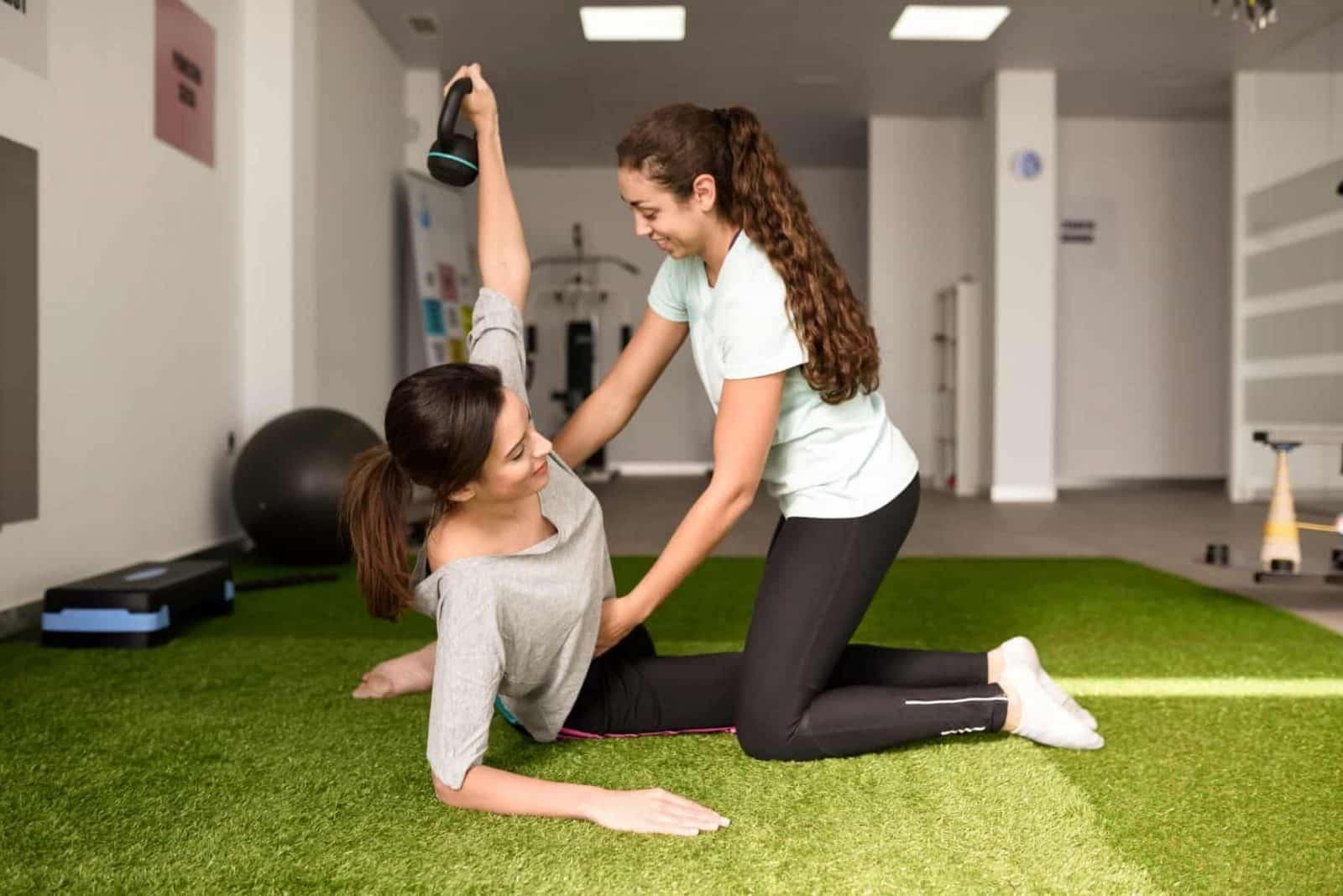 shoulder rehabilitation, exercise rehabilitation, move physiotherapy