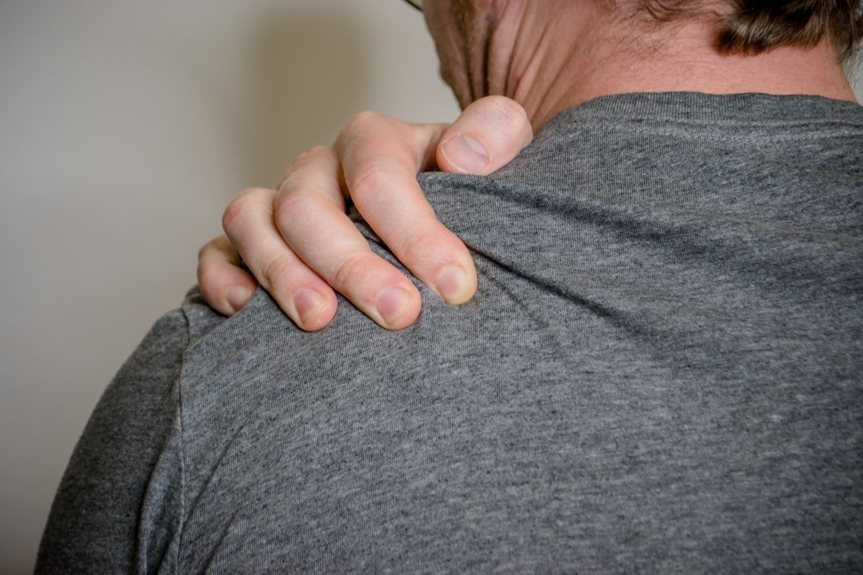 shoulder pain physiotherapy, bursitis