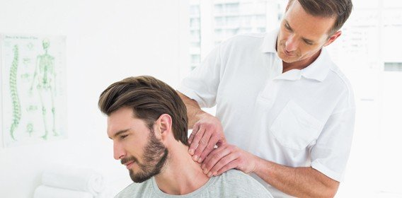 neck pain physiotherapy