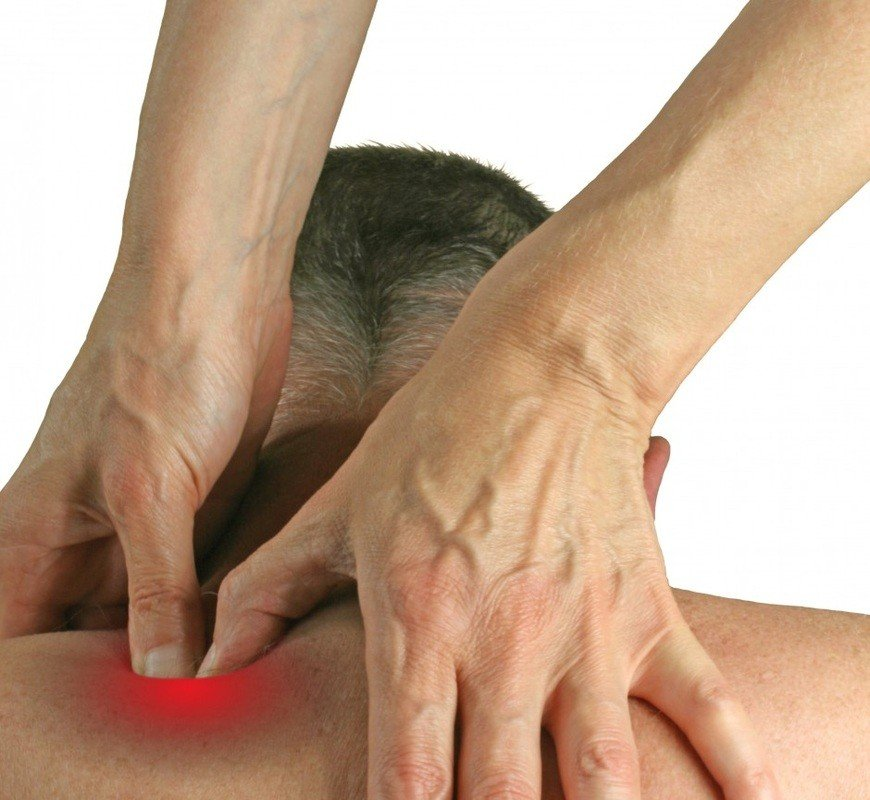 trigger point massage fremantle