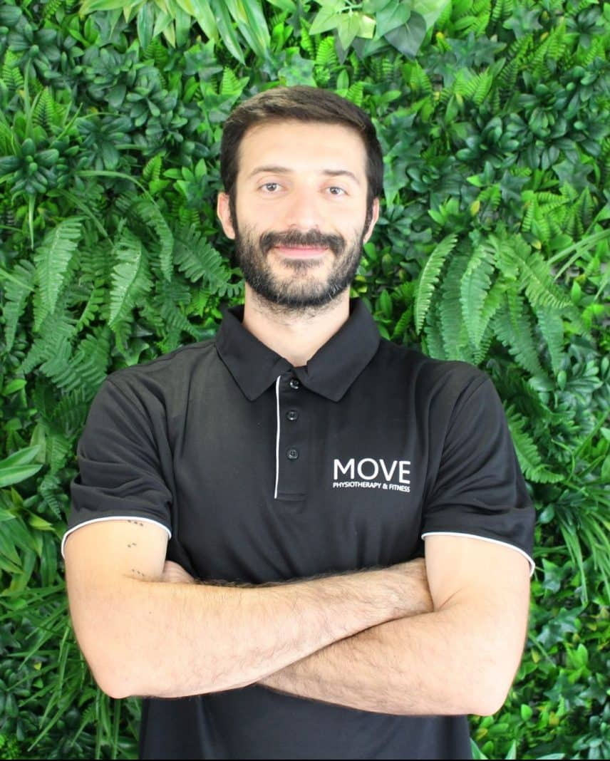Amir Baraei - Remedial Massage Therapist